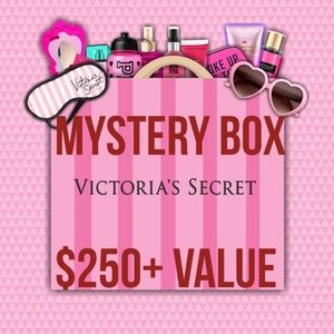 NEW VICTORIA SECTET PINK & VS MYSTERY LOT